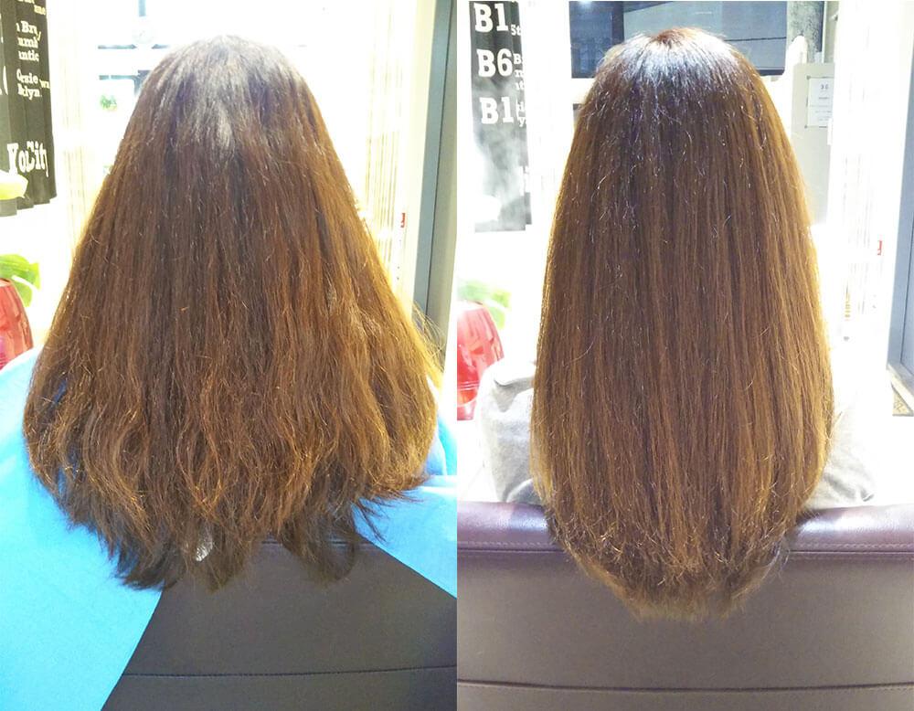 鶴間の美容院ハルワ 髪質を改善できる秘密2 イメージ